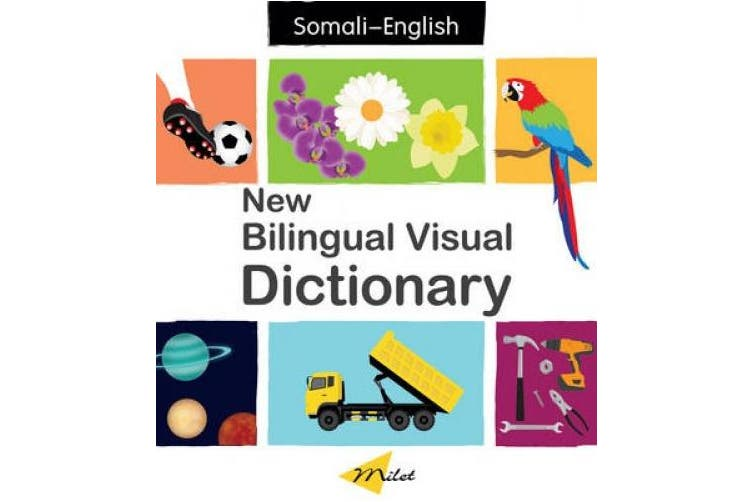 New Bilingual Visual Dictionary (English-Somali)