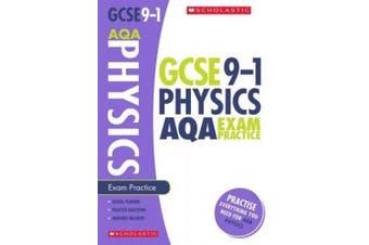 Physics Exam Practice Book for AQA (GCSE Grades 9-1)