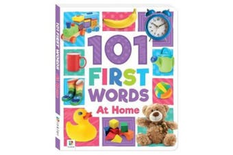 101 First Words: At Home (refresh) (101 First Words)