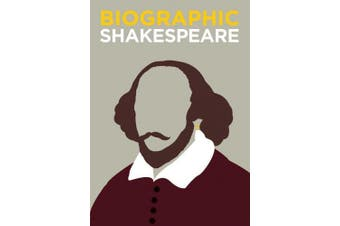 Shakespeare: Great Lives in Graphic Form