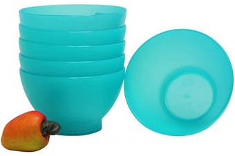 (300ml, Green) - COZA DESIGN Coza 6 Piece Set Bowl, 300ml, Green