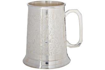 Alchemade Antique Beer Stein, 590ml, Silver