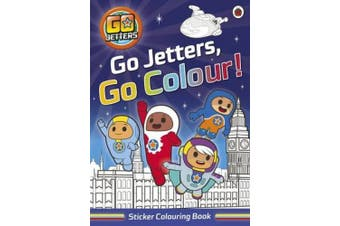 Go Jetters, Go Colour! (Go Jetters)