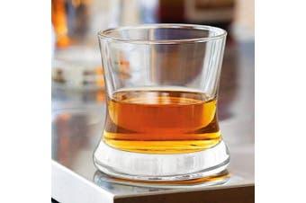 (Bourbon (8.5 oz)) - Libbey Craft Spirits Bourbon Glasses, Set of 4