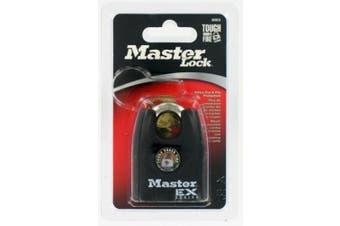 (1) - Master Lock 3DEX EX Series Padlock