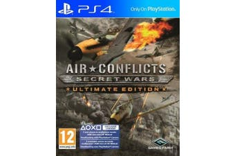Air Conflicts: Secret Wars: Ultimate Edition