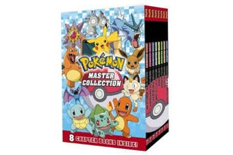 Pokemon Classic Collection (8 Book Boxed Set) (Pokemon)