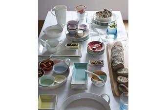 (Mini Serving Dish) - Royal Doulton 18cm 1815 Bright Colours Mixed Patterns Serving Dishes (Set of 4), Mini, Multicolor