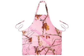 (RT Pink) - EBBQ Weston Pocket Apron