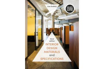 Interior Design Materials and Specifications: Bundle Book + Studio Access Card