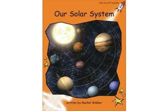 Our Solar System (Red Rocket Readers)