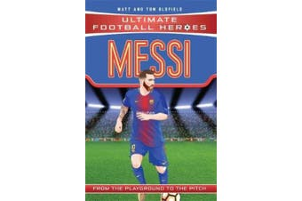 Messi (Ultimate Football Heroes) - Collect Them All! (Ultimate Football Heroes)