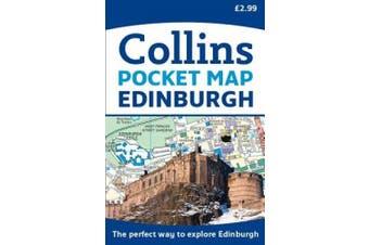 Edinburgh Pocket Map: The perfect way to explore Edinburgh