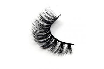 (M30) - Arison Lashes False Eyelashes 3D 100% Hand-made Natural Look for Makeup