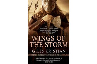 Wings of the Storm: (The Rise of Sigurd 3) (Sigurd)