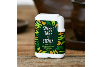 Good Good Sweet Tabs of Stevia (200 tablets) - Start Your Sugar Free Lifestyle Now!