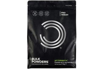 (Double Chocolate) - BULK POWDERS Aftermath, All in One Whey Protein Isolate Powder, Double Chocolate , 2.1 kg