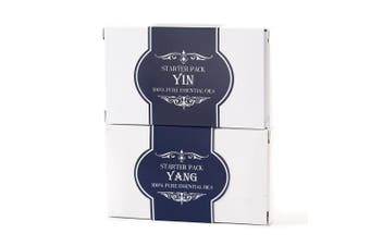 Essential Oils Twin Pack - Yin and Yang