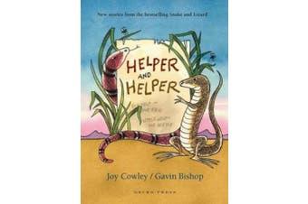 Helper and Helper (Snake and Lizard)