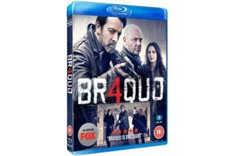 Braquo: The Complete Season Four [Region B] [Blu-ray]