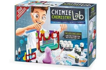 Buki France 8364 Chemistry Lab 200 Experiments