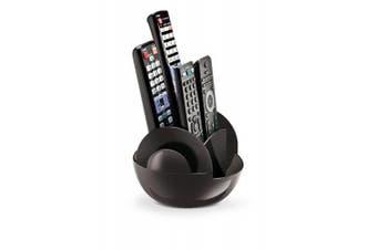 Meliconi 458100 Remote Control Holder - Black