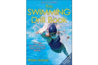 The Swimming Drill Book (Drill Book)