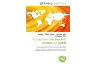 Australian Rules Football Around the World