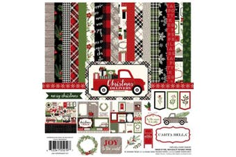 Carta Bella Christmas Delivery Collection Kit