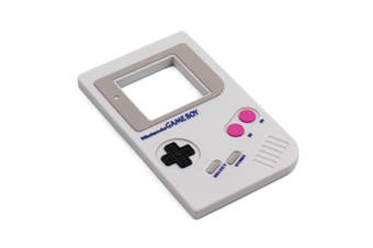 Bumkins Nintendo Silicone Teether - Game Boy