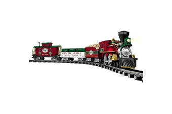 (Train Set) - Lionel North Pole Central Ready to Play Train Set