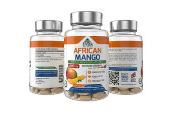 #1 Strongest African Mango For Weight Loss ★ 6000MG Maximum Strength ★ Controls Leptin Levels For Reduced Appetite And Fast Weight Loss ★ Lowers LDL Cholesterol ★ Full 30 Day Supply ★ Lose Weight Fast ★ Proudly Made in