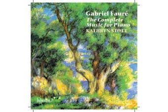 Gabriel Faur?: Piano Music