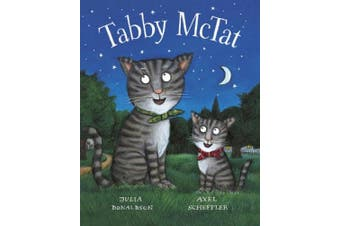 Tabby McTat Gift-edition [Board book]