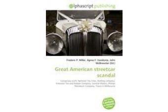 Great American Streetcar Scandal
