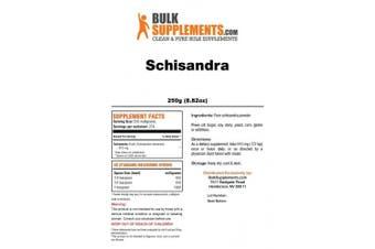 Bulksupplements Pure Schisandra Powder (250 grammes)