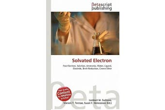 Solvated Electron