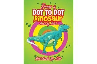 Draw a Dot to Dot Dinosaur