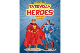 Everyday Heroes Connect the Dot Activity Book