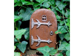 Magical Doorway Fairy Door Small - Miniature Door For Skirting Boards, Walls And Trees by Carousel