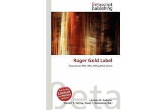 Ruger Gold Label