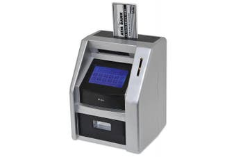 ATM Touch Screen Money Bank