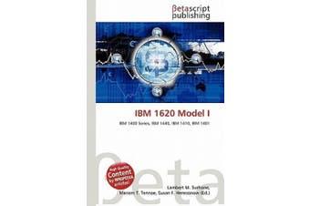 IBM 1620 Model I