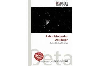 Rahul Mohindar Oscillator