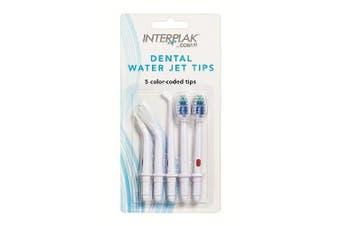 Interplak Dental Water Jet Tips 5 ea