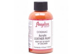 Angelus Leather Paint 120ml Cognac