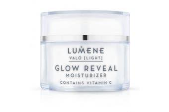 Lumene Valo Glow Reveal Moisturiser, 1.7 Fluid Ounce