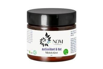NOM Natural, Organic, Antioxidant & Oat Moisturiser for All Skin Types