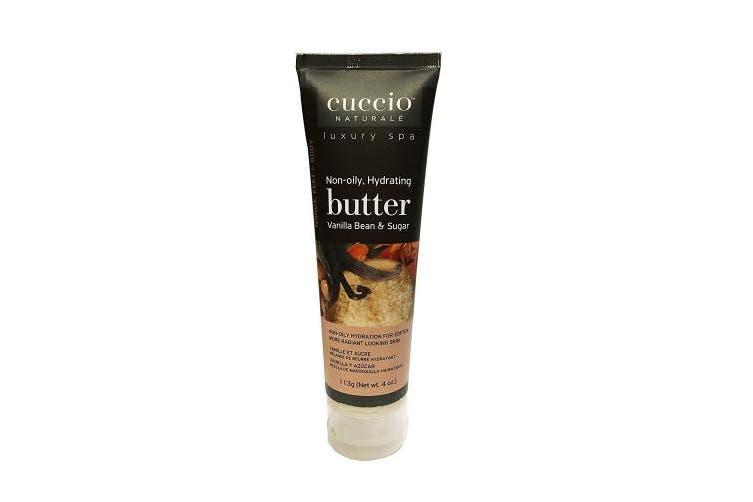 Cuccio Naturale Spa Vanilla Bean & Sugar Butter . 120ml