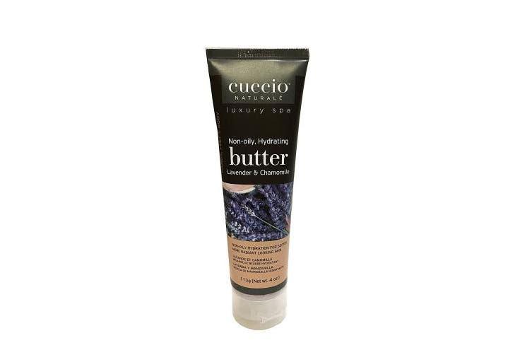 Cuccio Naturale Spa Lavender & Chamomile Butter - 120ml